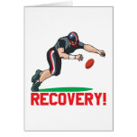 Recovery Card