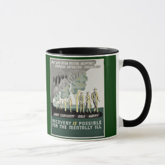 Recovery is Possible for the Mentally Ill Mug