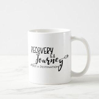 Recovery Journey Arrow Coffee Mug
