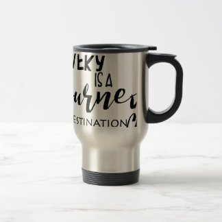 Recovery Journey Arrow Travel Mug