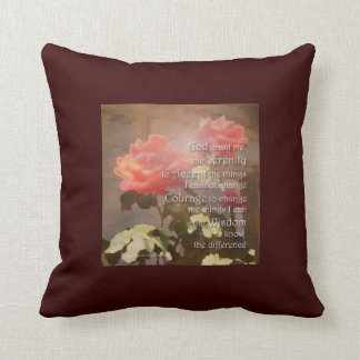Recovery Roses 2 American MoJo Pillow
