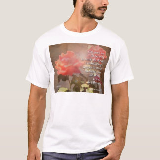 Recovery Roses T-Shirt