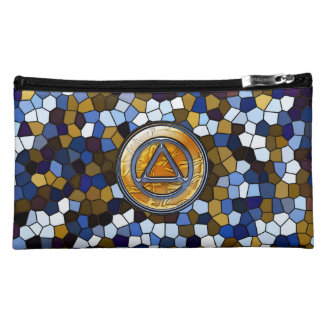 Recovery Sobriety Sober Cosmetics Bags