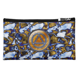 Recovery Sobriety Sober Cosmetic Bag