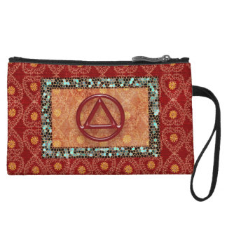 Recovery Sobriety Sober Wristlet