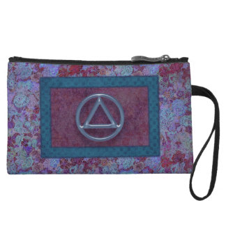 Recovery Sobriety Sober Wristlet Wallet