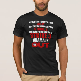 Recovery Summer - Obama is OUT! T-Shirt