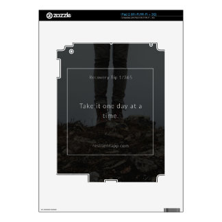 Recovery Tip #1 Decal For iPad 2