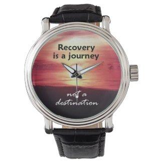 Recovery Wristwatch