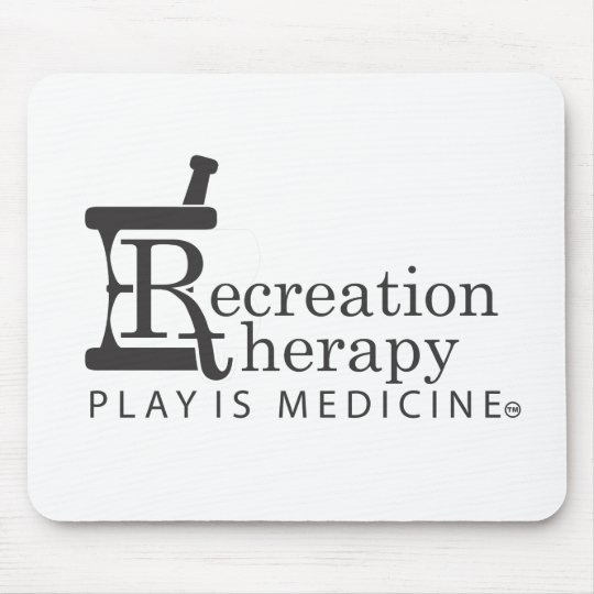 Recreation Therapy Mouse Pad