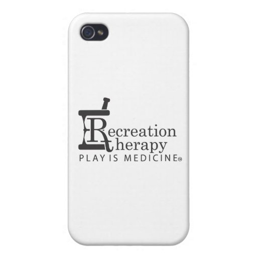 Recreation Therapy TM iPhone 4 Case