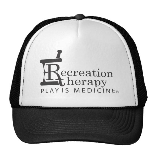 Recreation Therapy Trucker Hat
