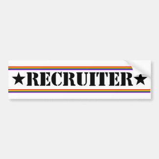 Recruiter Bumper Stickers
