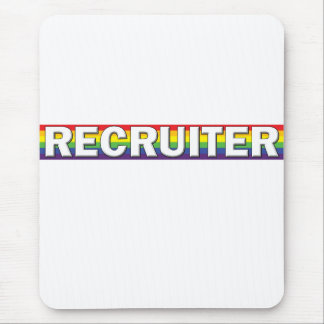 Recruiter Mouse Pad