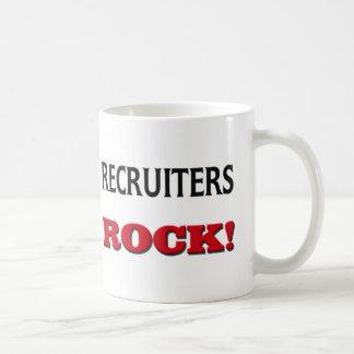 Recruiters Rock Coffee Mugs