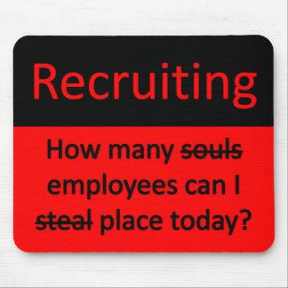 Recruiting Mousepad