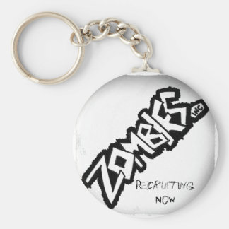 Recruiting Now Keychain