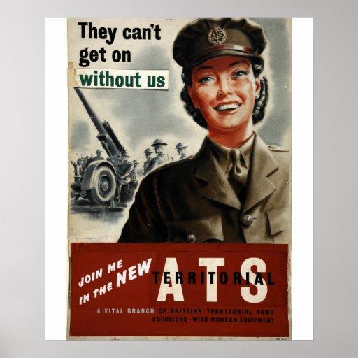 Recruitment ATS They_Propaganda Poster