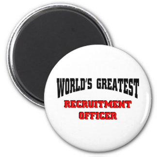 Recruitment Officer Magnet