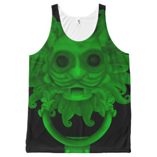 rect3028knocker s6 poster All-Over print tank top