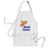 Rectal Cancer Adult Apron