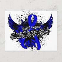Rectal Cancer Awareness 16 Postcard