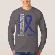 Rectal Cancer Awareness T-Shirt Gift Idea