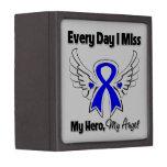 Rectal Cancer Every Day I Miss My Hero Keepsake Box