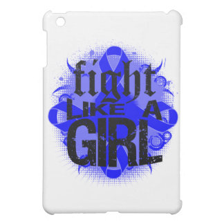 Rectal Cancer Fight Like A Girl Rock Ed. Case For The iPad Mini