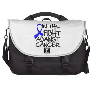 Rectal Cancer - In The Fight Computer Bag