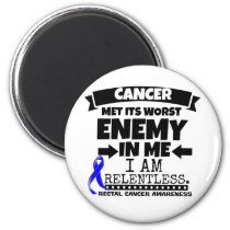 Rectal Cancer Met Its Worst Enemy in Me Magnet