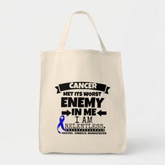 Rectal Cancer Met Its Worst Enemy in Me Tote Bag