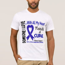 Rectal Cancer Needs A Cure 3 T-Shirt
