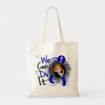 Rectal Cancer Rosie Cartoon WCDI.png Tote Bag