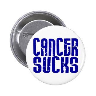Rectal Cancer Sucks 1C Button