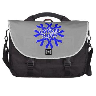 Rectal Cancer Sucks Commuter Bag