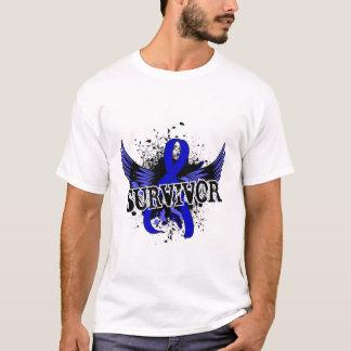 Rectal Cancer Survivor 16 T-Shirt