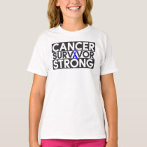 Rectal Cancer Survivor Strong T-Shirt