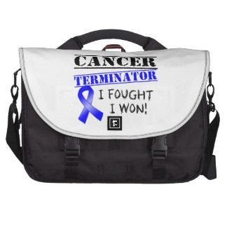 Rectal Cancer Terminator Laptop Commuter Bag
