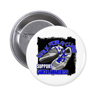 Rectal Cancer Walk For A Cure Shoes Pins