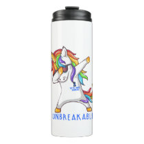 Rectal Cancer Warrior Unbreakable Thermal Tumbler