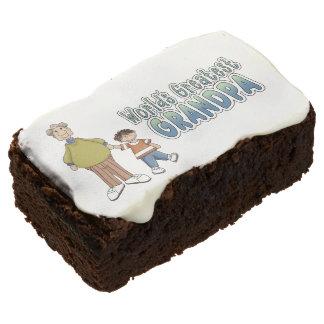 "Rectangle Brownies, 3.5"" x 2"" Brownie"