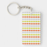 Rectangle (double-sided) Keychain