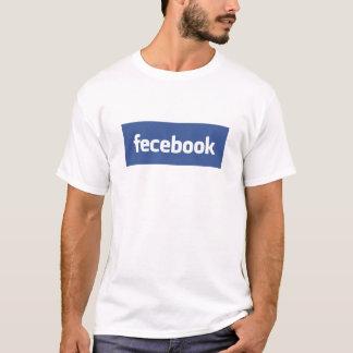 Rectangle Fecebook T-Shirt