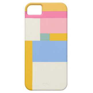 rectangle, oblong, box, in many colors iPhone SE/5/5s case
