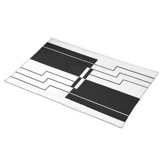Rectangle Rules Placemat