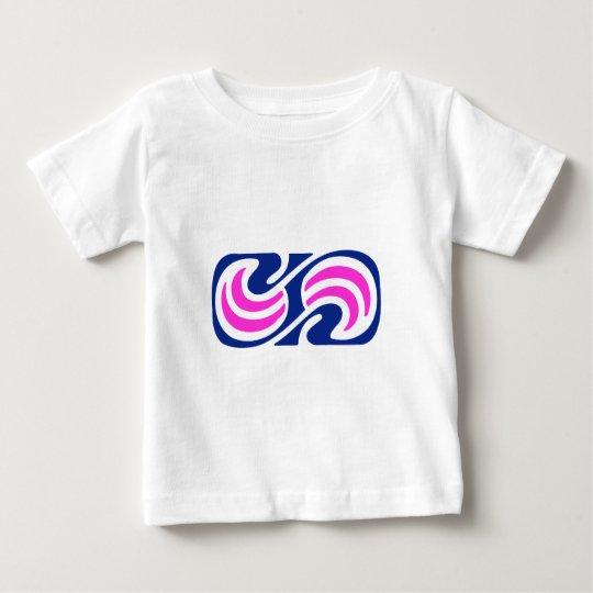 Rectangle sample rectangular pattern baby T-Shirt