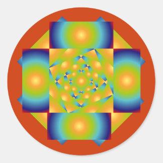 Rectangles colour tone rectangles color gradient