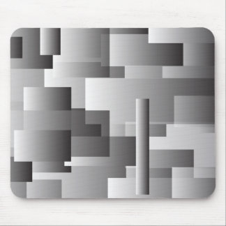 Rectangles Mouse Pad