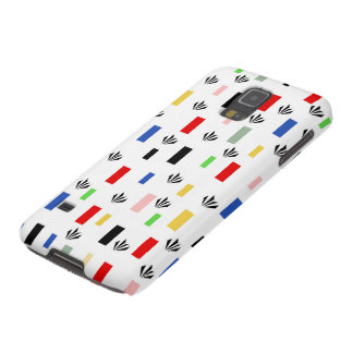 rectangles of colors case for galaxy s5